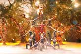 AcroArmy Delivers Acrobatic Christmas Act - 'America's Got Talent Holiday Spectacular'