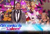 Darci Lynne and Terry Fator - America's Got Talent 2017 Finale