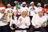 Darlene Love And Anna Kendrick Spread Christmas Cheer With Jimmy Fallon