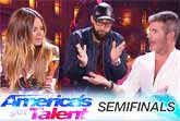 Eric Jones Coin Magic - America's Got Talent 2017 Semi Final