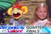 Singing Ventriloquist Darci Lynne Amazes Again On America's Got Talent