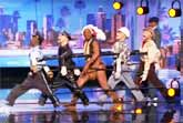The Amazing Christopher Recreates the Village People's 'YMCA' - America's Got Talent 2016